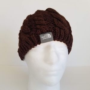 The North Face Wool Alpaca brown hat UNISEX OS